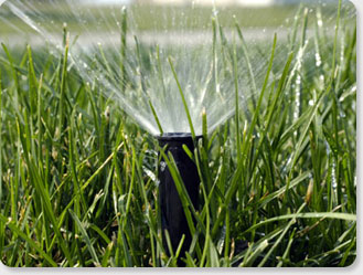 Greer SC irrigation services